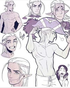 Young Rowan Whitethorn