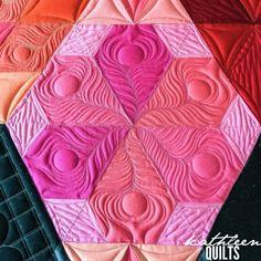 Cheryl's Gravity Quilt | Kathleen Quilts | Bloglovin'