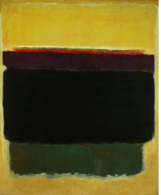 Mark Rothko, Untitled,1949, National Gallery of Art, Gift of The Mark Rothko Foundation, Inc.