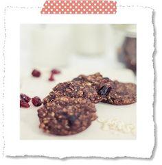 ★live life deeply-now★DIY★Lifestyle★Food★Design: Quick 'n' Easy:: skinny vegan breakfast cookies