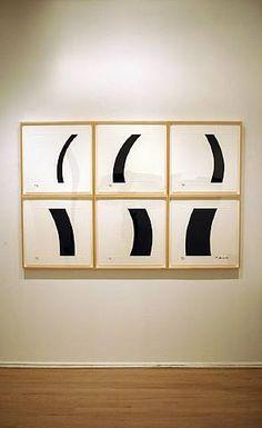 Richard Serra, The Line of the Curve
