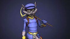 SLY COOPER THIEVES IN TIME - SLY VIGNETTE - FR - PS VITA PS3