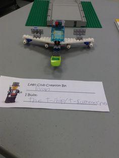 LEGO Club May 12