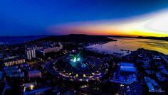 croatian night sky