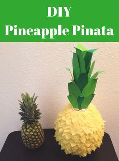 Summer Craft: Pineap
