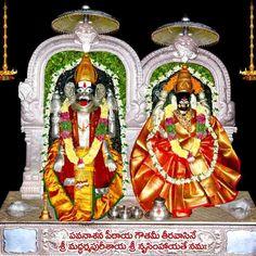 Sri Lakshmi Narasimhar: Glory of Lord Narasimha - Dharmapuri
