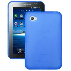 Defender (Blå) Samsung Galaxy Tab P1000 Cover
