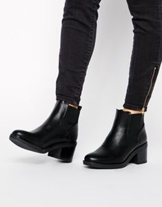 check out 71b58 d2c84 À faire et à ne pas faire Comment porter les bottines noires maintenant  Bottines Noires