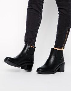 check out d0ce8 789c4 À faire et à ne pas faire Comment porter les bottines noires maintenant  Bottines Noires