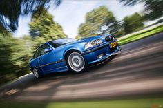 BMW E36 M3 Rigshot