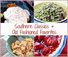 25 easy southern soul food recipes to satisfy your cold weather mommys kitchen southern classics old fashioned favorite recipes huge reference for tons of forumfinder Image collections