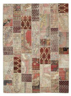 Patchwork carpet 251x347 €1568