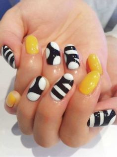 Candy Spring Nail Arts Ideas