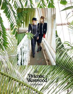 VIVIENNE WESTWOOD FALL/WINTER 2013/2014 CAMPAIGN BY JACK PIERSON