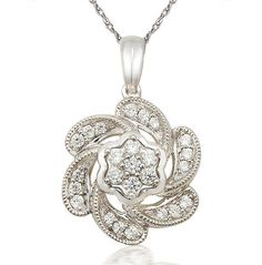 View  Gold<BR>  Pendant