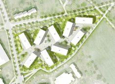 ein 4. Preis Neues Wohnen in Chorweiler Nord...competitionline
