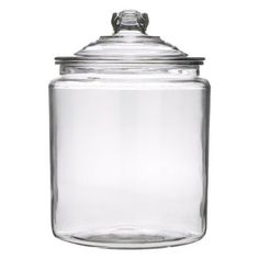 I'm learning all about Anchor Hocking Heritage Hill Glass Jar - 2 gal. at @Influenster!