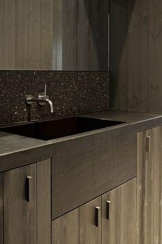 Modern Sink design Backsplash   Paris Ceramic//