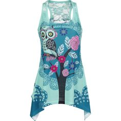 Hoot Lace Panel - Girls top van Innocent - Artikelnummer: 278591 - vanaf 19,99 € - Large Popmerchandising