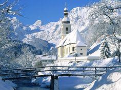 European Winters - Berchtesgaden, Germany   #ExpediaWanderlust