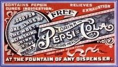 Cola wars: A social and political history Vintage Coca Cola, Vintage Menu, Vintage Labels, Vintage Signs, Vintage Ads, Vintage Images, Pepsi Advertisement, Advertising, Cola Wars