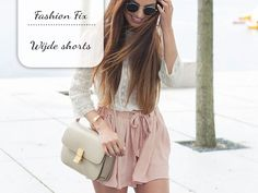 Fashion Fix: Wijde shorts - My Simply Special
