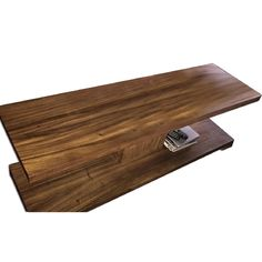 ABC Carpet & Home Solid Wood Coffee Table