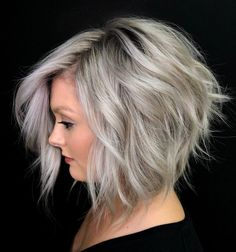 13 Popular Choppy Inverted Bob Haircuts to Consider