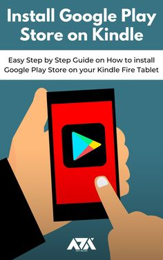 Easy Step by Step Guide on How to install Google Play Store on your Kindle Fire Tablet Kindle Fire Tablet, Computer Internet, Step Guide, Google Play, Apple, Reading, Store, Easy, Apple Fruit