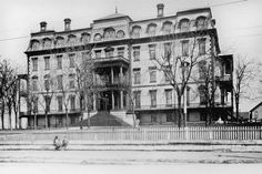 Chattanooga, Tennessee. Lost Chattanooga: The Stanton House, history with a view | Nooga.com
