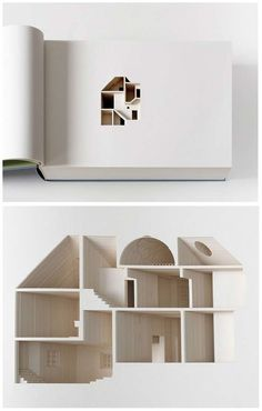 Artist Olafur Eliasson created this limited-edition cutout book based on his Copenhagen home.