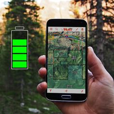 Cellphone Battery Saving Tips for The Field