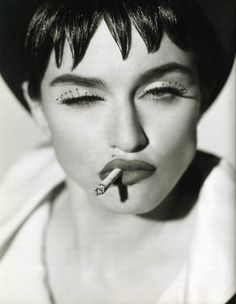 Portret by Herb Ritts