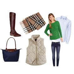 """Autumn"" by preppy-and-southern on Polyvore"