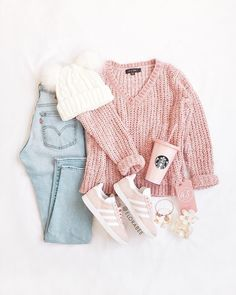 School outfit ideas for the daily look - just trendy girls . - nature - fashion - travel passion - handicraft - School outfit ideas for the daily look – Just Trendy Girls – - Teen Fashion Outfits, Girly Outfits, Mode Outfits, Fall Outfits, Style Fashion, Cute Outfits For Winter, Winter School Outfits, Womens Fashion, Cute Winter Clothes