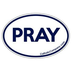 The perfect reminder! You can slap this sticker on your car, your laptop, your fridge, etc!