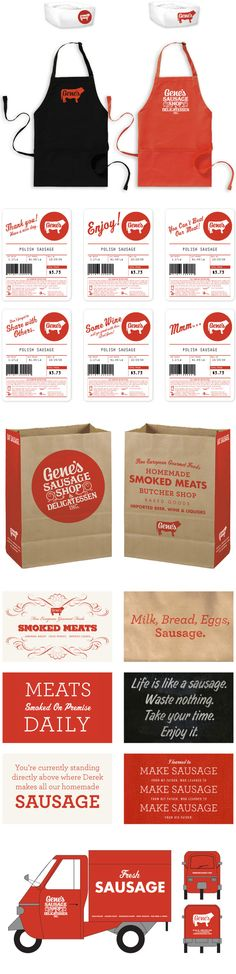 Knoed Design - Gene's Sausage Shop 02