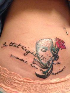 My Phantom of the Opera tattoo!