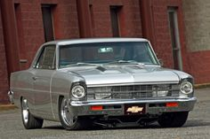 '67 Chevy Nova Pro-Touring. The '67 Nova is one of my most favorite cars.
