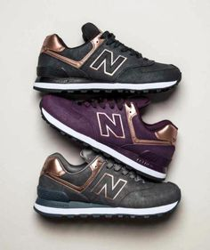 New Balance 574 Precious Metals collection