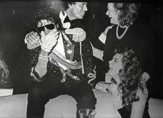 The Magazine Michael Jackson: Michael Jackson Con Famosos (Más de 50 fotos)