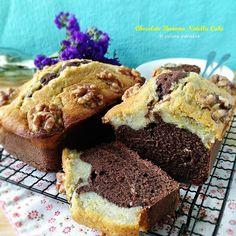 Cuisine Paradise | Singapore Food Blog | Recipes, Reviews And Travel: Chocolate Banana Nutella Cake - 香蕉榛子酱蛋糕