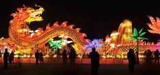 Disfruta del Festival de los Faroles chinos en Viena - http://www.absolutaustria.com/disfruta-del-festival-los-faroles-chinos-viena/