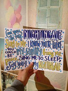 Nightingale- Demi Lovato