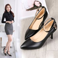 Shallow, Character Shoes, Black Shoes, Korean Fashion, Dance Shoes, Free Shipping, Best Deals, Stuff To Buy, Black Loafers