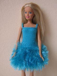 Balletjurk met boarok voor Barbie