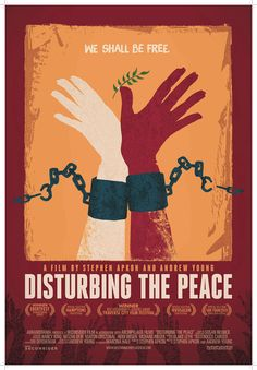 This 2016 documentary follows former Palestinian and Israeli soldiers, tired of endless war, who form a group advocating peace through nonviolent action.  #NVRnorthampton #NonviolentResistance #Documentary #Netflix #NVR