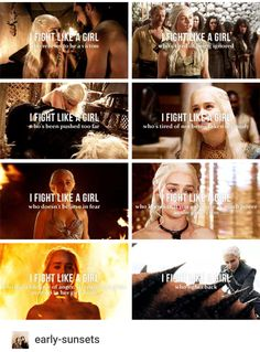 Daenerys Targaryen Game Of Thrones Quotes, Hbo Game Of Thrones, Khaleesi, Daenerys Targaryen, Strong Female Characters, Got Memes, Girl Fights, Mother Of Dragons, Valar Morghulis