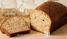 Low Carb Chia-Sonnenblumen-Brot