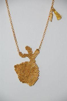 Www----sema ,bir sen e. Beaded Jewelry Patterns, Beading Patterns, Diy Friendship Bracelets Patterns, Beaded Necklace, Beaded Bracelets, Bead Jewellery, Brick Stitch, Bead Weaving, Etsy